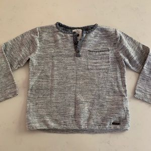 Zara Boys Long Sleeve Shirt